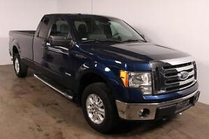 2012 Ford F-150 XLT 8' Max Tow Eco