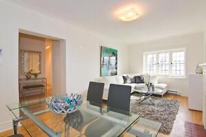 Great 3 bedroom apartment, completely renovated, ~950 sq ft