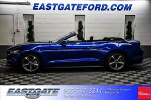 2017 Ford Mustang V6 Convertible  Not a Rental