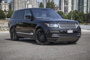 2016 Land Rover Range Rover V8 Autobiography Supercharged SWB *C