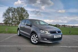 2012 VW POLO 1.4 AUTOMATIC FACELIFT MATCH EDITION ! LOW INSURANCE ! CAT D REPAIRED !