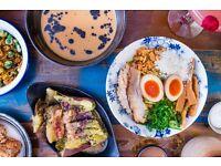 Commis Chef | Award-Winning Casual Japanese Restaurant | Brixton