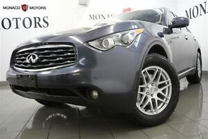 2010 Infiniti FX35 AWD TECH PKG BT CAM 360 NAV SUNRF LEATHER