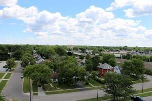 Sarnia 1 Bedroom Apartment for Rent: Laundry, parking, pets OK