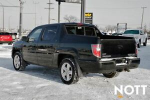 2014 Honda Ridgeline Touring, Nav, Backup Cam, Sunroof