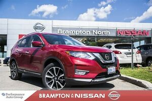 2017 Nissan Rogue SL AWD *Blind spot|NAVI|360 camera*