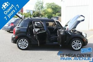 2013 MINI Cooper S Countryman AWD, PREMIUM PACKAGE