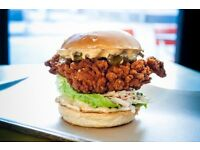 Kitchen Porter NEEDED for *NEW* Patty and Bun site in Notting HIll