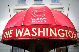 ***Breakfast Chef - 10-13 hours per week - Washington Guesthouse, Clifton, Bristol***