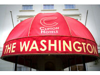***Breakfast Chef - 10-13 hours per week - Washington Guesthouse, Clifton, Bristol***