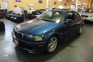 2003 BMW 3 Series 330Ci M-SPORT COUPE LEATHER SUNROOF 17ALLOYS