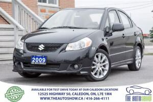2009 Suzuki SX4 Sport | HEATED SEAT | POWER GROUP | ALLOY RIMS