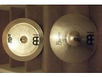 "Meinl Byzance 18"" Crash ( SOLD) , Meinl MB 20 Rock china 20"" sensible offer please ."