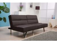 Ex display 3 seater split sofa bed (Free local deliver)