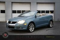 2007 Volkswagen Eos 2.0T CONVERTIBLE -HIGHLINE -  CUIR - TOIT PA