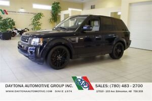 2010 Land Rover Range Rover Sport HSE LUXURY PACKAGE
