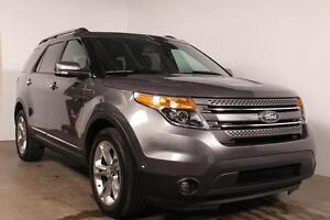 2014 Ford Explorer Limited 4WD GPS Cuir