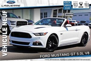 2017 Ford Mustang GT Premium*SEULEMENT 140$/SEMAINE *