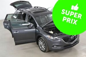 2015 Mazda CX-9 GT AWD GPS+Cuir+BOSE+Toit Ouvrant 7 Passagers