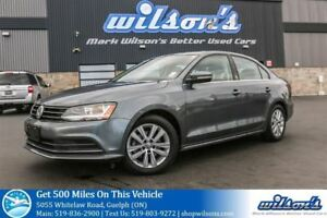 2017 Volkswagen Jetta WOLFSBURG EDITION SUNROOF! REAR CAMERA! HE