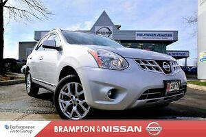 2011 Nissan Rogue SV*Heated seats|Rear view monitor|Bluetooth*
