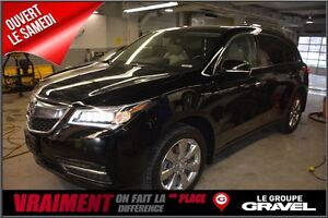 2014 Acura MDX Elite GPS TV DVD CUIR TOIT OUVRANT