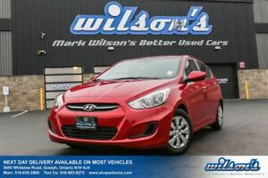 2015 Hyundai Accent GL HATCHBACK! HEATED SEATS! CRUISE CONTROL!