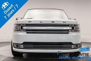 2016 Ford Flex Limited CUIR TOIT AWD NAV