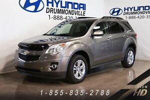 2011 Chevrolet Equinox 1LT + A/C + HITCH + DEMARREUR DISTANCE +
