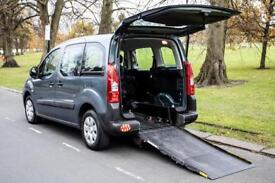 Citroen Berlingo 1.6 petrol wheel chair access