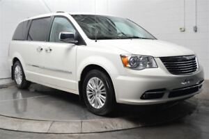 2012 Chrysler Town  Country LIMITED A/C MAGS CUIR V6 3.6