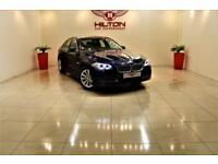 BMW 5 SERIES 2.0 520D SE 4d AUTO 181 BHP NO DEPOSIT NEED - DRIV (black) 2013