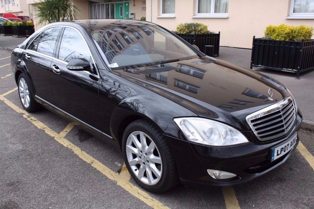 2007 mercedes benz 5 5 s500 auto 388 bhp saloon petrol for Mercedes benz s500 2007