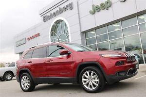 2016 Jeep Cherokee Limited *4X4/V6 ENGINE*