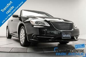 2012 Chrysler 200 CABRIOLET * PROMO PNEUS D'HIVER * CRUISE, A/C,