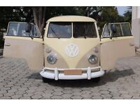 1974 Volkswagen Splitscreen Camper - VW T1 T2 Split Screen Campervan Bus Kombi