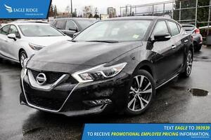 2016 Nissan Maxima SV Navigation, Backup Camera, and Bluetooth