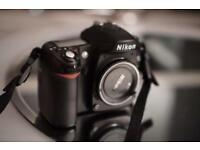 Nikon D80 Digital SLR Camera