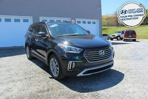 2018 Hyundai Santa Fe XL Luxury! LEATHER! NAV! 7 PASSENGER