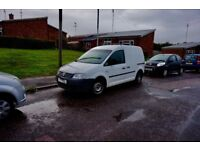 VW CADDY new seats fitted great condition nice clean van