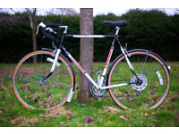 Road bike, Marlboro, 63cm frame, stylish bike, +mudguards, city centre