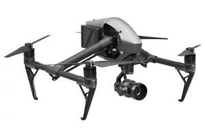 Inspire 2 Premium Combo with X5S, CinemaDNG, Apple ProRes Keys - Free Shipping & Financing - DJI Authorized dealer