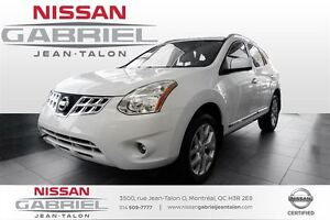 2012 Nissan Rogue SL AWD LOW MILEAGE/LEATHER/NAVIGATION/SUNROOF