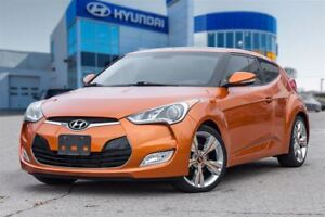 2015 Hyundai Veloster Tech, NAVI, BACK UP CAM