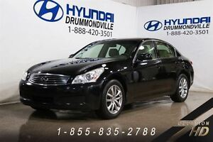 2008 Infiniti G35X JOURNEY + MAGS + AWD + MEGA DEAL!!