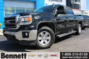 2015 GMC Sierra 1500 SLE - 5.3V8 4x4 1 Owner lease return with