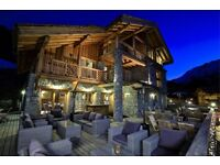 serious Chef wanted for Boutique chalet / Piste Restaurant in French Alps