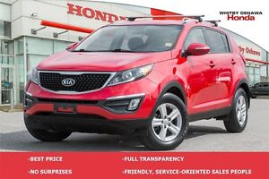 2014 Kia Sportage LX (AT)