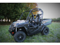 2016 Quadzilla Tracker 550 Utility vehicle