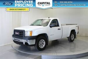 2013 GMC Sierra 1500 Regular Cab WT **New Arrival**